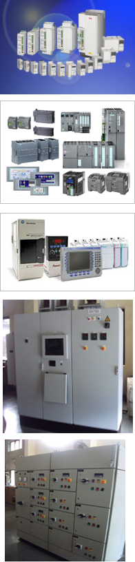 Control Panels, PLC Control Panels, AC Drive Panels, Touch Screens